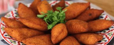 İçli Köfte – Rezept für gefüllte Bulgurklöße
