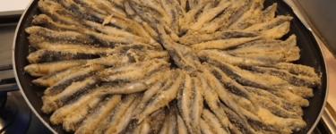 Hamsi Kizartma – Rezept gebratene Sardellen auf türkische Art