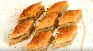 Baklava Tarifi: Blätterteig-Gebäck mit Walnüssen - Rezept auf Deutsch