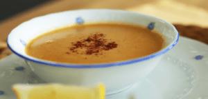 Mercimek Çorbasi Tarifi: rote Linsensuppe - Rezept auf deutsch