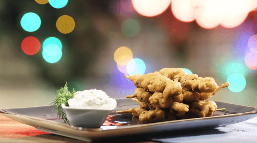 Midye Tava Tarifi: frittierte Miesmuscheln - Rezept auf Deutsch