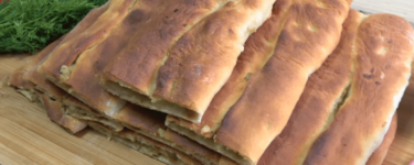 Patatesli Pide – Rezept für Fladen mit Kartoffeln