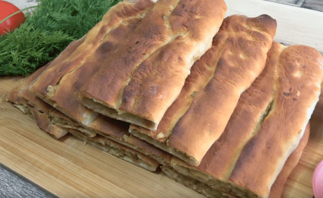 Patatesli Pide Tarifi: Fladen mit Kartoffeln - Rezept auf deutsch
