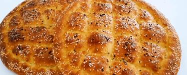 Ramazan pidesi – Rezept für türkisches Fladenbrot