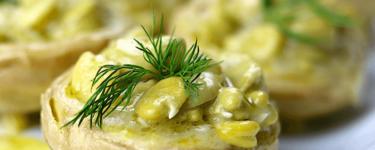 Zeytinyagli enginar – Rezept für Artischocken in Olivenöl