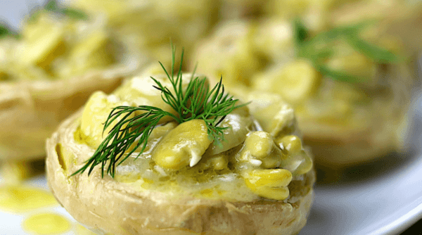 Zeytinyagli enginar Tarifi: Artischocken in Olivenöl - Rezept auf deutsch