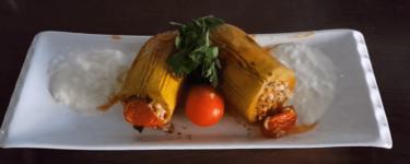 Kabak Dolması – Rezept für gefüllte Zucchini