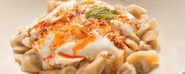 Manti – Rezept für türkische Tortellini