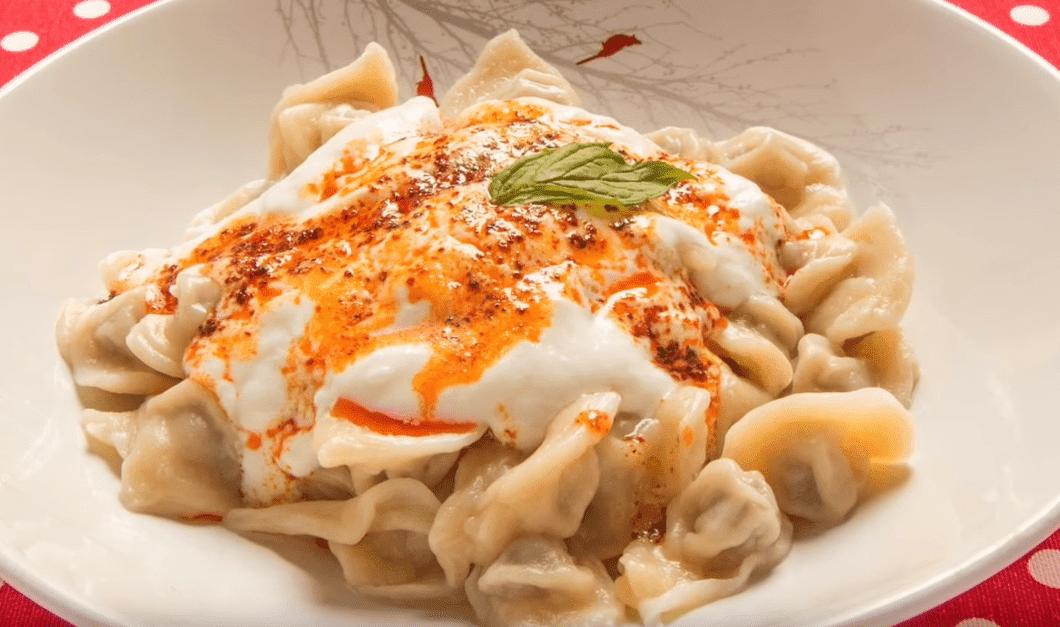 Manti Tarifi: türkische Tortellini- Rezept auf deutsch